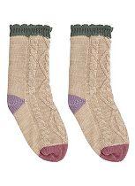 Barley Lane Chunky Slipper Sock