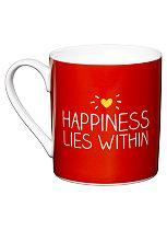 Happy Jackson 'Happiness Lies Within' Mug