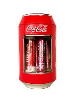 Coca-Cola Lip Smacker Classic Can Tin, 6pcs