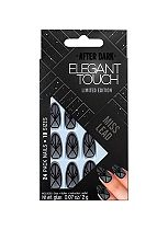 Elegant Touch After Dark Nails - Miss Lead