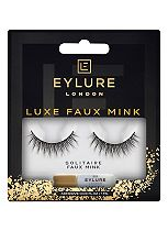 Eylure Luxe Collection - Solitaire Lashes (Mink effect)