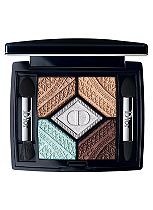 DIOR 5 COULEURS SKYLINE Couture colours & effects eyeshadow palette in Parisian Sky