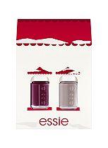 Essie Let it Snow Christmas Gift Set