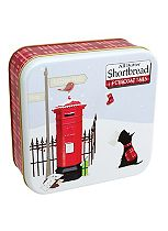 Pure Butter Shortbread Petticoat Tails Tin 300g