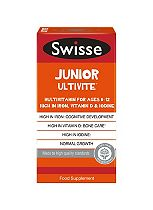 Swisse Junior Multivitamin for ages 8-12