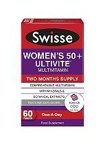 Swisse Women's Ultivite 50+ - 60 tablets