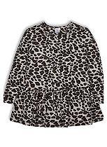 Mini Club Girls Leopard Print Tunic