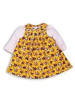 Mini Club Baby Girls Cord Dress Set