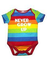 Mini Club Baby Unisex Bodysuit Stripe