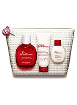 Clarins Eau Dynamisante Vitality, Fresness, Firmness collection