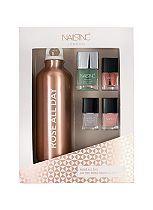 Nails inc Rosé All Day gift set
