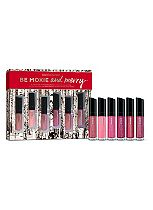 bareMinerals Be Moxie and Merry 6-piece Mini Moxie Lipgloss Collection