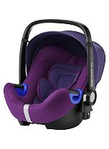 Britax Romer Baby-Safe i-Size Group 0 - Mineral Purple
