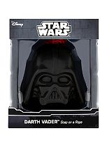 Star Wars Darth Vader soap on a rope