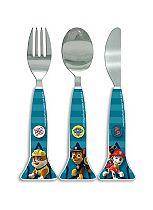 Paw Patrol 3 Piece Cutlery