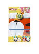 Nuby Catch All Bib Twin Pack