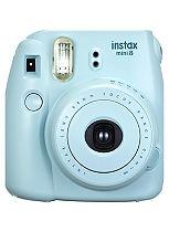 Instax Mini 8 Blue Plus 10 Shots