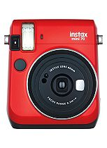 Instax Mini 70 Red Plus10 Shots