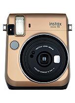 Instax Mini 70 Gold Plus10 Shots