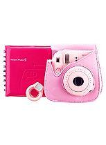 Instax Mini 8 Accessory Kit Pink