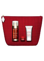 Clarins Double Serum Anti-Aging & Radiance essentials