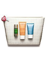 Clarins Well-being Party Season Booster collection