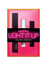 Smashbox LIGHT IT UP: Mascara + Lash Primer Set