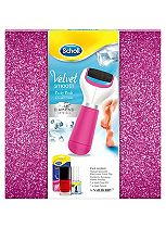 Scholl Velvet Smooth Party Pedi Collection
