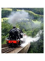 Steam Train with Cream Tea