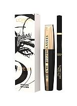 L'Oréal Paris Kristina Bazan Smoking Nudes Eye Kit