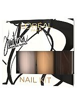 L'Oréal Paris Kristina Bazan Smoking Nudes Nails Kit