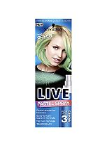 Schwarzkopf LIVE Pastel Spray Mint Green