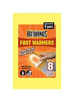 Hothands Foot Warmers - 5 pairs