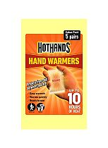 Hothands Hand Warmers - 5 pairs