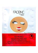 Face Inc by Nails Inc Facial Sheet Mask | 40 WINKS anti-ageing & firming