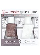 Essie Nail Colour Gel Couture Take Me To Thread Duo Kit