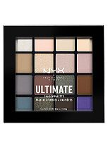 NYX PROFESSIONAL MAKEUP  ultimate shadow palette cool neutrals