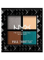 NYX PROFESSIONAL MAKEUP Full Throttle Shadow Palette - Stunner