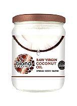 Biona Organic Raw Virgin Coconut Oil 400g