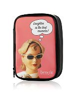 Benefit  Laughter is the Best Cosmetic makeup bag