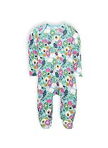 Mini Club Baby Girls All in One Blue Floral