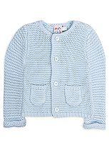 Mini Club Baby Boys Blue Knitted Cardigan