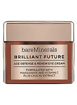 bareMinerals Brilliant Future Age Defense & Renew Eye Cream 15g