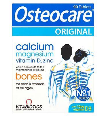 Vitabiotics Osteocare Original Tablets  - 90