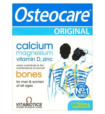 Osteocare - 30 tablets