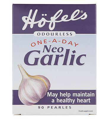 Hofels - Neo Garlic Pearles - 90