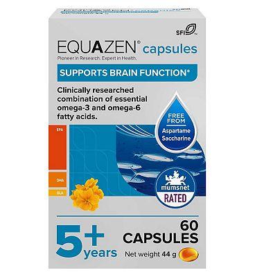 Equazen eye q Family 60 Capsules