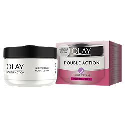 Olay Double Action Night Cream 50ml