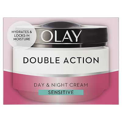Olay Double Action Moisturiser Day Cream & Primer sensitive 50ml.