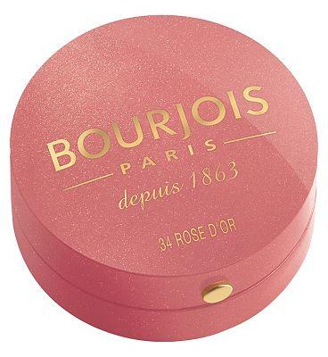 Bourjois Little Round Pot Blusher CORAIL TENTATION.